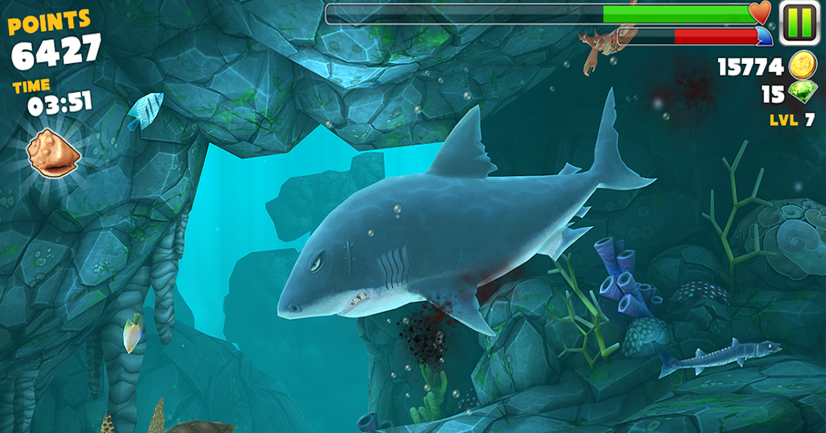 Hungry Shark Evolution for Windows 10 - Free download and ...