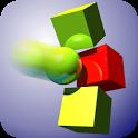 BrickDown 3D Physics Puzzle icon