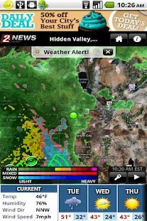 KTVNweather- screenshot thumbnail