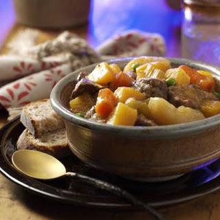 Hearty Hunter's Stew.