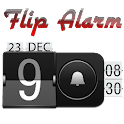 Alarm clock. widget. PRO. icon