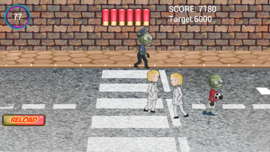 Zombie Hunter screenshot