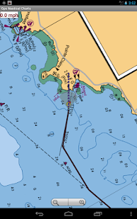 Marine/Nautical Charts-UK/IRL - screenshot thumbnail