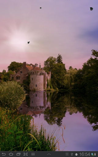 Scotney Castle Live Wallpaper v1.03