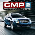 CMP Chevrolet Cadillac Buick logo