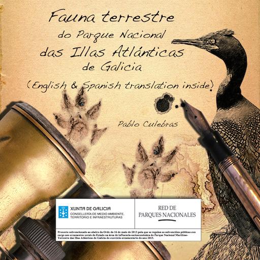 Fauna of Islands of Galicia LOGO-APP點子