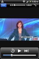 Screenshot of ANT1 TV