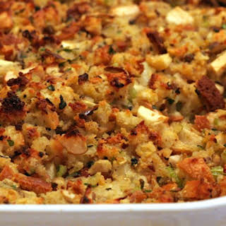 Pumpkin and Herb Stuffing.
