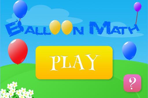Ballon Mathe