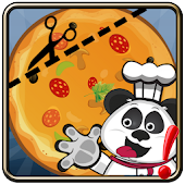 Pizza cut the rope : Panda jam