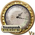 Steampunk Clock v2 logo