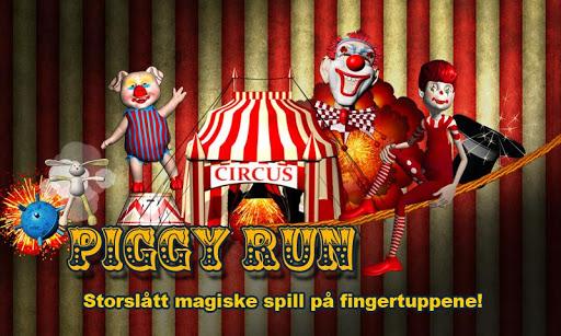 Piggy Run Norwegian
