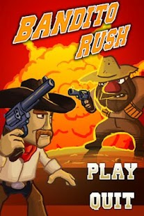 Bandito Rush- screenshot thumbnail