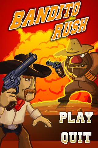 Bandito Rush- screenshot