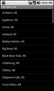 Wisconsin Brewery Finder Phone- screenshot thumbnail