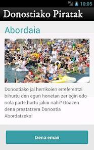Donostiako Piratak 2012- screenshot thumbnail