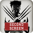 THE WOLVERINE SECOND SCREEN icon
