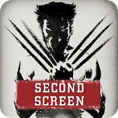 THE WOLVERINE SECOND SCREEN