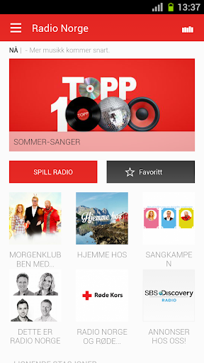 NextRadio - Free FM Radio - Android Apps on Google Play