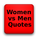 Women vs Men Quotes icon