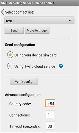 【免費商業App】SMS Marketing Service PRO-APP點子