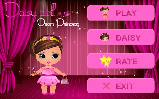 Daisy Doll Prom Princess