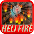 Heli Fire - Firefighter Game icon