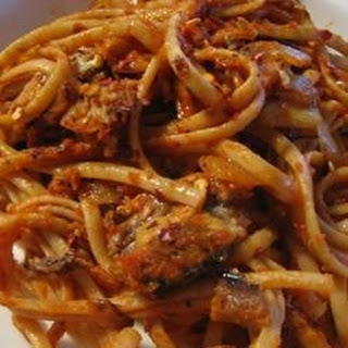 Pasta With Sardines And Garlic Recipes.