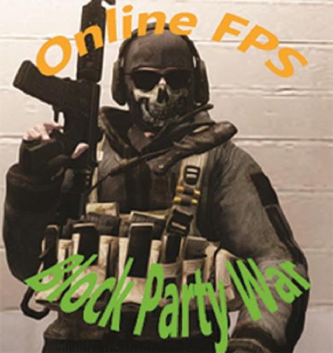 Block Party War - Online FPS