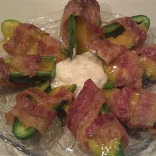 Bacon Cheddar Jalapeno Poppers.