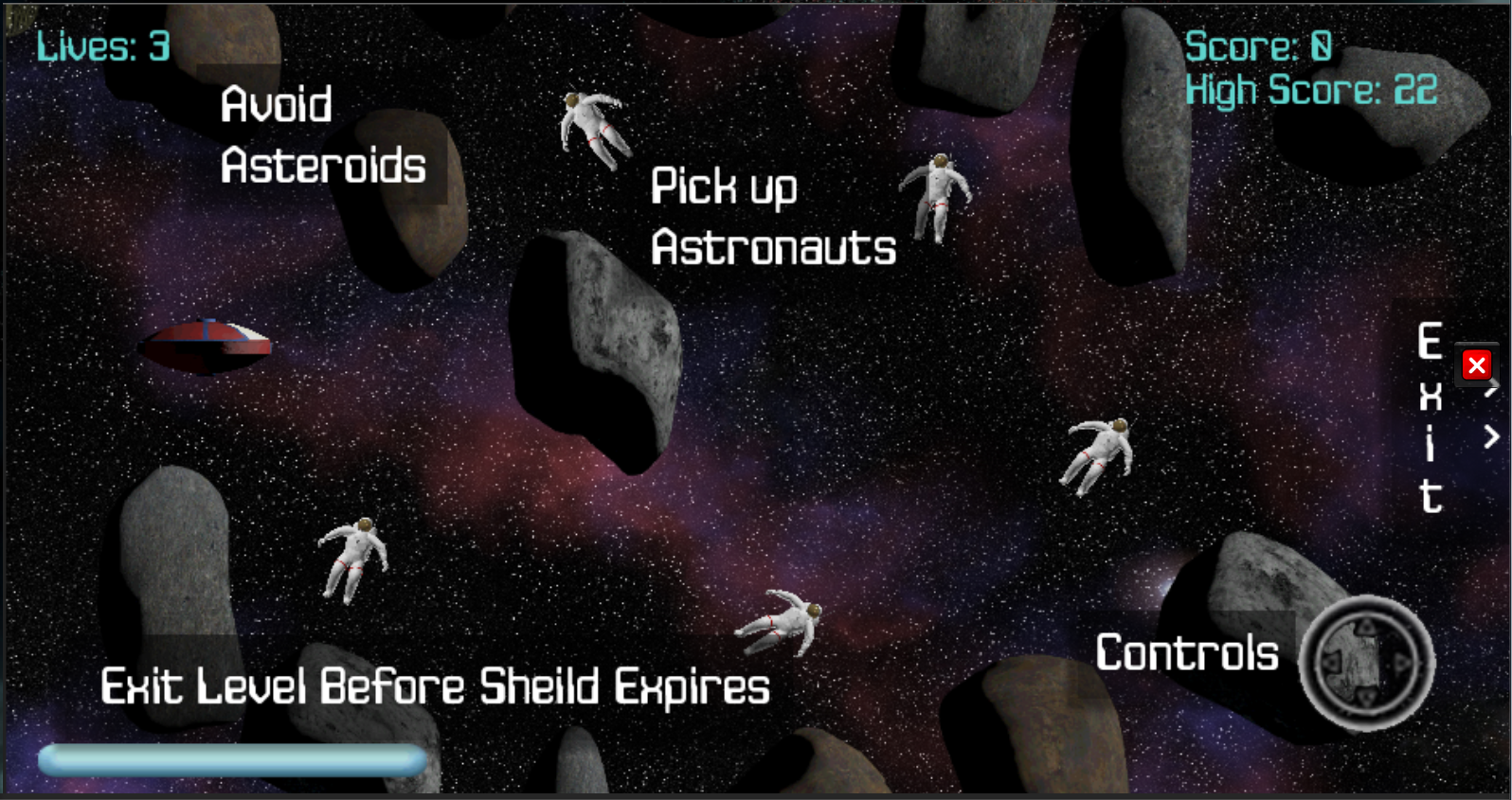 Space Rescue - Android Apps on Google Play