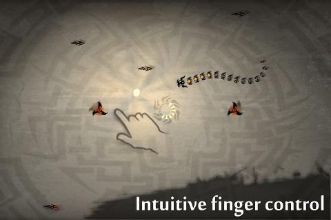 Shadow Snake HD - screenshot