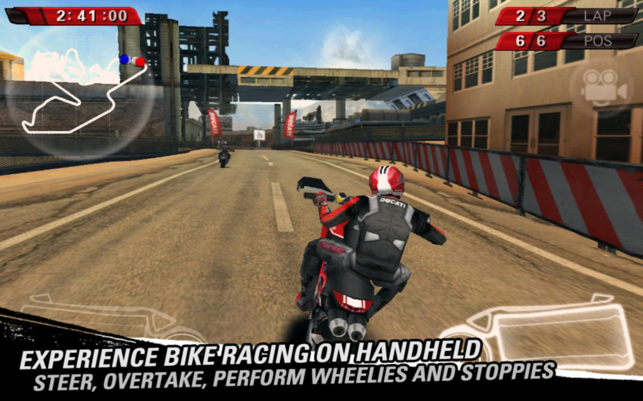 Ducati Challenge- screenshot