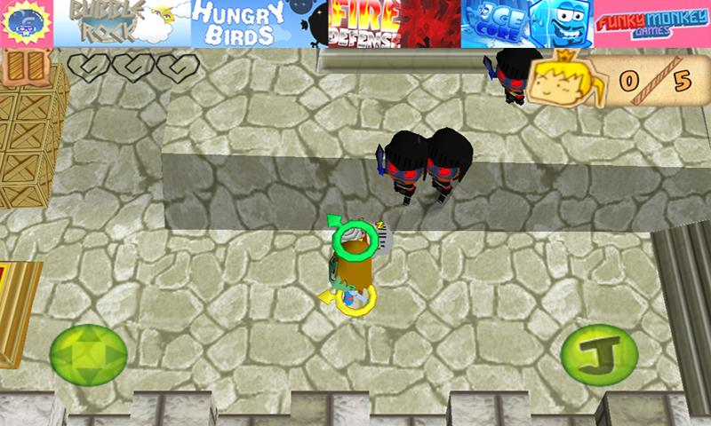 Zombeo And Juliet - screenshot
