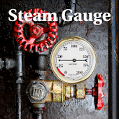 Steam Gauge Live Wallpaper
