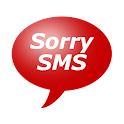 Sorry SMS icon