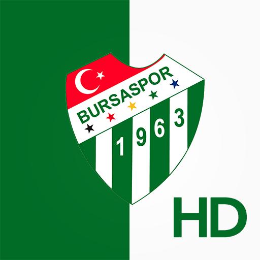 Bursaspor HD Duvarkağıtları 運動 App LOGO-APP試玩