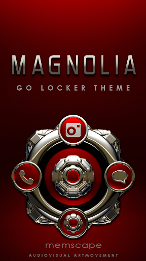 GO Locker MAGNOLIA Theme
