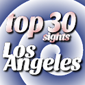 Los Angeles Top 30 Sights logo