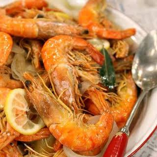 Louisiana-Style Shrimp Boil.