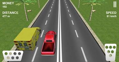 Screenshot of Car Racing 3D
