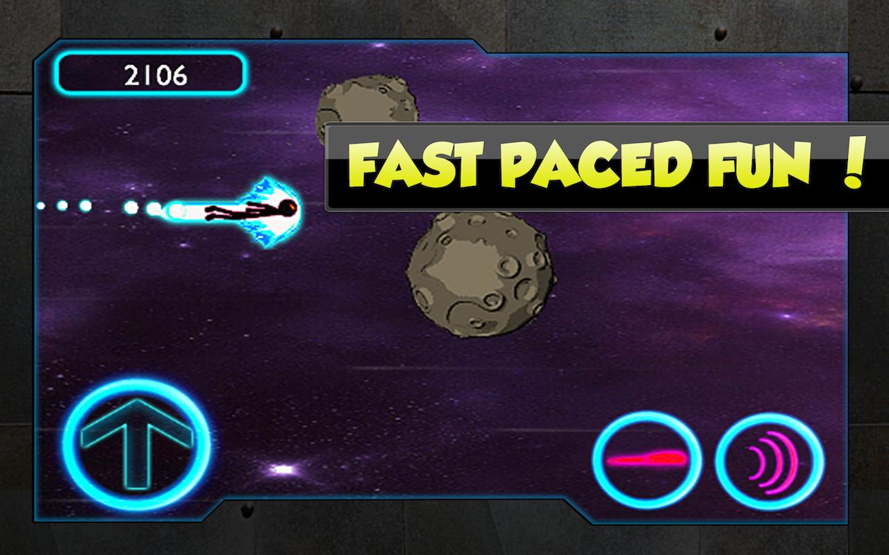 A Space Rage on Roids - FREE - screenshot