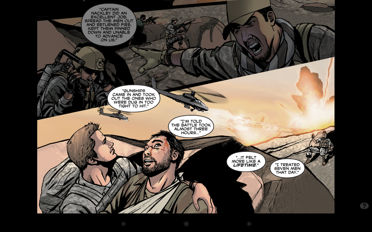 America's Army Comics- screenshot