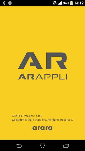 ARAPPLI - AR Communication App