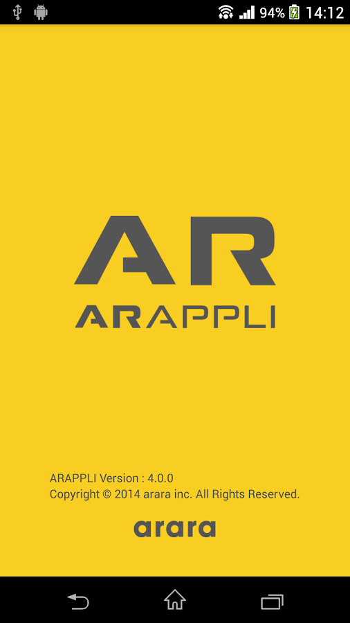 ARAPPLI - AR Communication App- screenshot