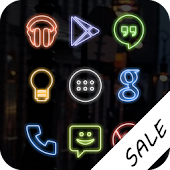 Neon (Go Apex Nova) Icon Theme