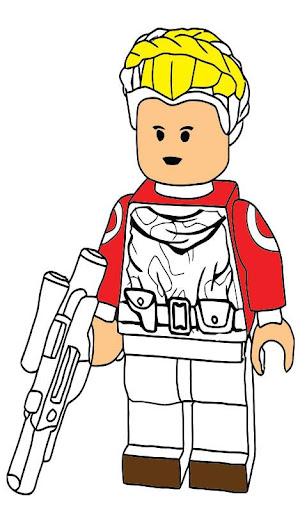 Starwars Lego Paint