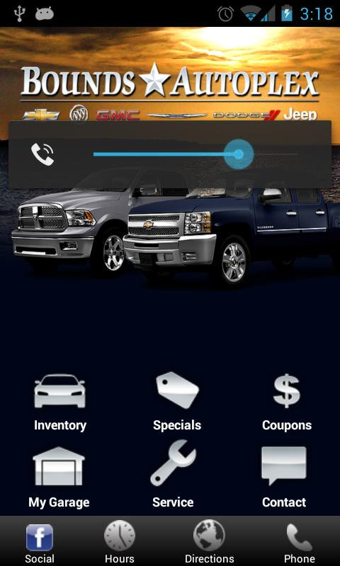 Bounds Autoplex - screenshot