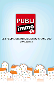 Publi-Immo- screenshot thumbnail