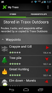Traxx Outdoors FREE- screenshot thumbnail